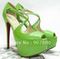 NEW ladies women's shoes 16cm platform shoes,Pumps shoes