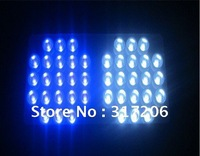 3W chipset LED aquarium Light 120W TriBand with 1 power cords,2witch,factory price,high quality,dropshipping