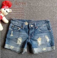 Lady denim shorts,women&#39;s jeans shorts,hot sale ladies&#39; denim short pants size:S M L,XL,XXL,free shipping