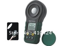Digital Multi function Luxmeter Mastech MS6612 High Accuracy 200,000 Lux Light Meter Test spectra Auto range