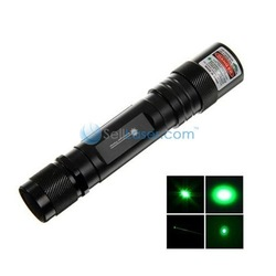50MW 532NM HIGH POWER GREEN LASER BEAM FLASHLIGHT 854(China (Mainland))