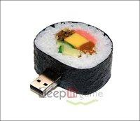 lovely wholesale 4GB 8GB 16GB 32GB 3d japan sushi food USB flash memory drive Pen U disk
