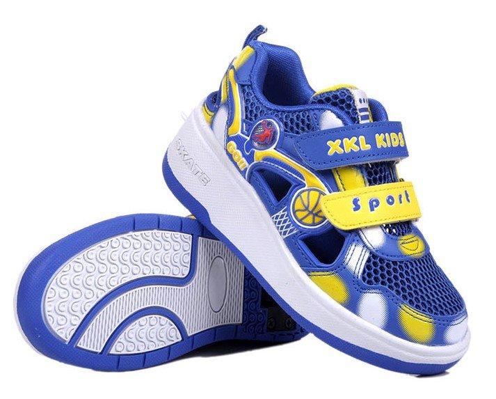 Summer Children's Roller Shoes /Roller skate shoes /Heelys (Small Kids & Big ...