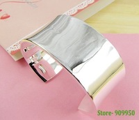 silver bangle silver jewelry Silver plated jewelry wholesale fashion jewelry factory price boba kfja swra GY2-PS009