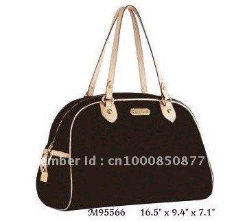 Wholesale Monogram Canvas M95566 MONTORGUEIL GM Women Lady Shoulder Hobo Tote Travel Bags Designer Handbags