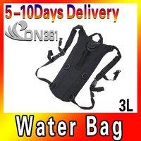 2pec/lot Original genuine 3L Hasky Travel bag/Hiking backpack Hydration Bladder Backpack Water Bag Pouch Hiking Climbing