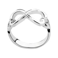 Mixed Order  925 Sterling Silver Jewelry, Hearts Bowknot, 925 Silver Rings Infinity Rings, Engagement Betrothal Rings R092