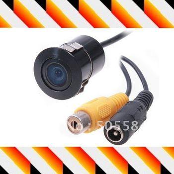 Car Rear View Camera Rearview Reverse Backup Car CMOS Security camera, Free shipping