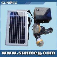 Saving Energy  LED Solar powered  Bulb wall  Light