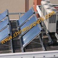 CUCHP58/24 solar cooling system refrigerant & solar air conditioner