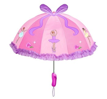 wholesale fashion kids umbrellas lovey umbrellas children umbrellas brabded rain tool