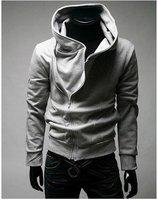 fashion Korean men's hoodie sweater cardigan male short/coat /sweatshirt Hoodies, Sweatshirts ,T064