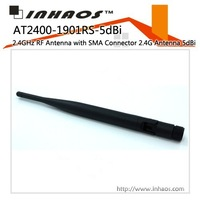 AT2400-1901RS-5dBi    2.4GHz RF Antenna with SMA Connector 2.4G Antenna 5dBi