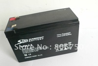 Lead -Acid Battery 7.2AH  For Robot Mower 2700
