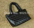 HOT Collection Coco Cocoon Large Shopping Bag Tote Bag Women&#39;s Lambskin Handbags Purse , Free Shipping