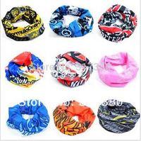 Wholesale 50pcs 2014 Fashion Men Neck Scarves Hoods Women Spring Headband Mens Summer Headbands Womens Turban Sports Balaclava