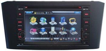 Toyota Avensis 2003- 2007 GPS Navigation DVD Player, Radio, Ipod, Audio multimedia player- Free shipping