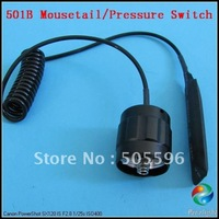 Pressure Switch, Mouse Tail for 501B  Flashlight