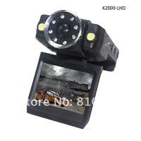 K2000L 1080P Auto Car camera DVR ,2-inch TFT LCD high-definition display,
