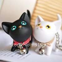 Cute dog cartoon Keychain, Fashionable Key ring