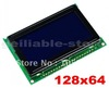 12864 128x64 Dots Graphic Blue Color Backlight LCD Display Module