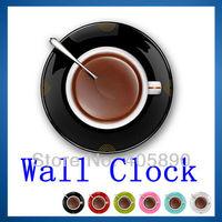 Food Chopping Block Wall Clock Novelty Meat Cuts Wall Clock