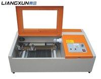 machine laser engraving stamp LX40B