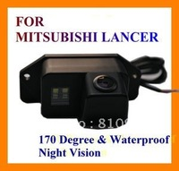 Original fitting rear car camera  in car camera auto DVD GPS camera car cameras for Mitsubishi Lancer & Wing God