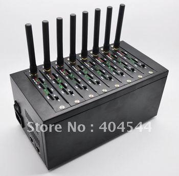 GSM gateway 8 Ports 32SIMs