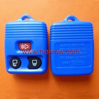 High quality and hot selling Ford 3 button Remote Key Blank (Blue Color) /key shell/key blank