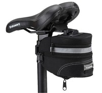 quick release buckle system bike seat bag