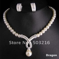 High Quality Hot Selling Promotion Fashion Necklace Set Free Shipping