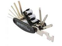 16 in 1 multi function Bike repair tool bicycle