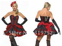 + Быстрая доставка + сексуальный Хэллоуин необычные платья костюмы маскарад платье костюм! mst8543