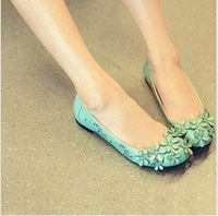 Fashion Spring and autumn Low-heeled shoes ,Pointed head ,beautiful and sweet Pointed head X9930