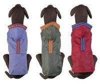 large dog clothes big dogs nylon rainsuit double layers hoodie raincoat 3colours