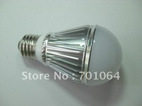 Free shipping: hot selling 5W bulbs with 450LM, E27 E26 E14 E17 socket available, widely use in commercial project, hotel