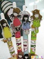 Шариковая ручка w47-28 / New sweet garden flower series gel pen / Korean Style / Gift / Fashion New