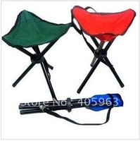 wholesale Outdoor Camping Tripod Folding Stool chair fishing foldable portable fishing mate fold chair