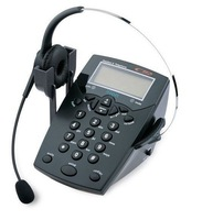 Freesping Call center telephone headset system