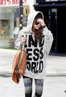 Best Selling!Fashion Women's Leisure Hoodies Coat +free shipping retail&wholesale