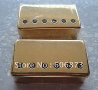 2 PCS Gold Humbucker Pickup Cover 50/52mm for LP Guitar