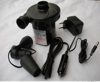 12V electric pump inflatable pump for Inflatable bed inflatable boat.or car  pass  CE ,UL