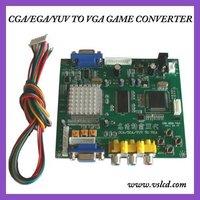 Cga,ega,yuv To Vga Converter Board