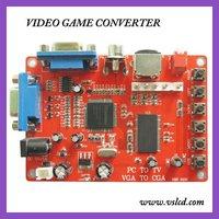 VGA TO CGA, CVBS, S-VIDEO CONVERTER Board