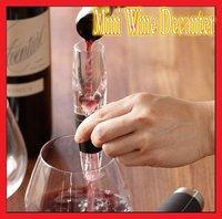 Hot Mini Magic Decanter Essential Wine Decanter/Wine Aerator 1Lot=2pcs/lot
