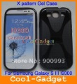 For Galaxy S3 Case, X TPU Gel Case Skin Cover for Samsung Galaxy S3 S III 3 I9300 stock clearance much lower than cost I9300C02