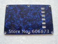BLUE PEARL GUITAR BACK PLATE FOR STRAT GUITAR
