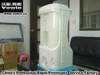 Plastic water machine  parts