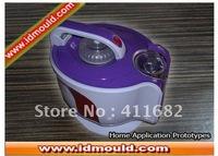 Household  appliances   cnc prototype
